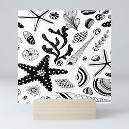 Marine life Mini Art Print