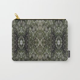 SnowFlowers Carry-All Pouch