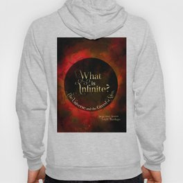 What is infinite? The universe and the greed of men. Siege and Storm Hoody