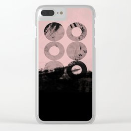 Mergers #society6 #buyart #decor Clear iPhone Case