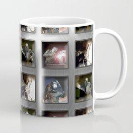 Welding Pattern Coffee Mug