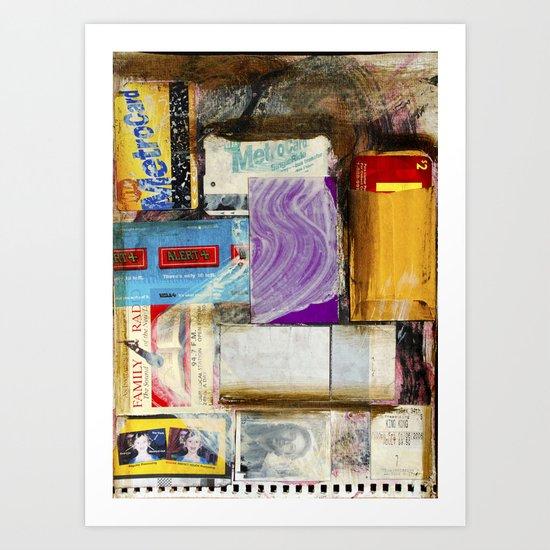 Ride#1 Art Print