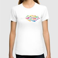 trumpet T-shirts featuring A Trumpet by Halamo Designs