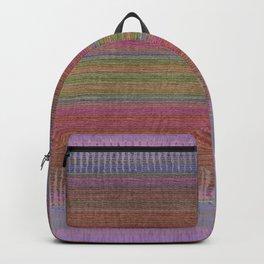 Woven Wonders Multi Backpack