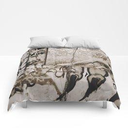 Legs Comforters