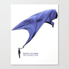 BIFFY 2 Canvas Print