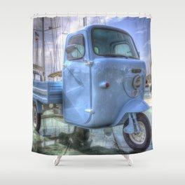 Lambretta Arcelik Lambro 200 Shower Curtain