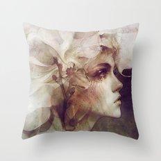 Petal Throw Pillow