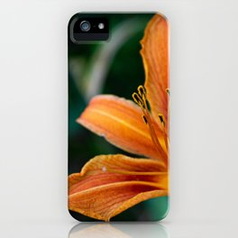Flower Photography by Gretchen Seelenbinder iPhone Case