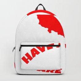 Poland Warsaw Krakow No Fear Eastern Europe Gift Backpack