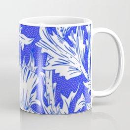 William Morris Horn Poppy Coffee Mug