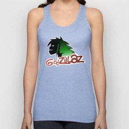 Godzillaz! Unisex Tank Top