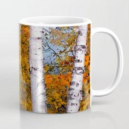 Birch Trees #2 Coffee Mug