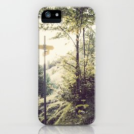 Lost 03 iPhone Case