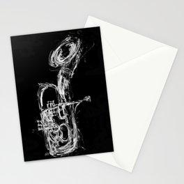 Rare Euphonium Stationery Cards