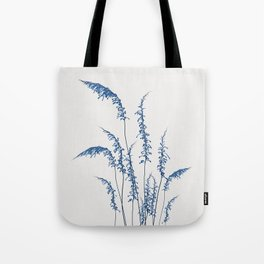 Blue flowers 2 Tote Bag