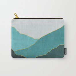 Minimal Landscape 04 Carry-All Pouch