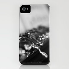 G# Black and White Slim Case iPhone (4, 4s)