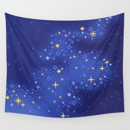 Lapis Universe Wall Tapestry