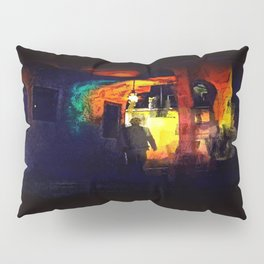 Ill-Fated Entry Pillow Sham