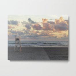 Pastel Evening II Metal Print
