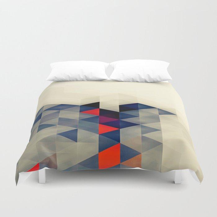 Geometric XQ Duvet Cover