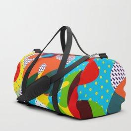 Funny Pattern Duffle Bag