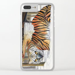 Griffis Clear iPhone Case