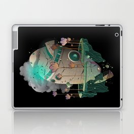 The death of the Ancient Laptop & iPad Skin