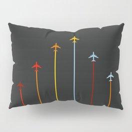 Retro Airplanes 07 Pillow Sham