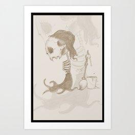 My cinderella Art Print