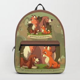 Forever is a Long Time Backpack