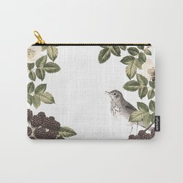 Blackberry Patch Carry-All Pouch