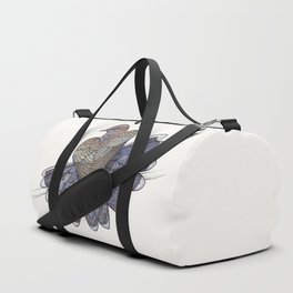 Turtle Dove Duffle Bag