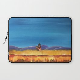 Gaucho at the Blood River Laptop Sleeve