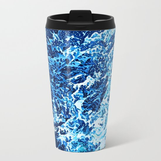 Canagawa Metal Travel Mug