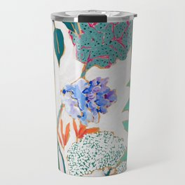 Speckled Garden Travel Mug