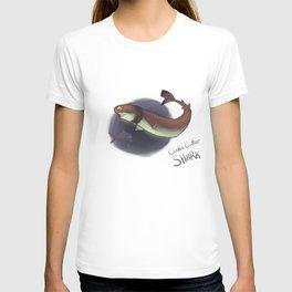 Cookie Cutter Shark T-shirt