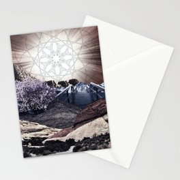 CREATURE OF THE UNIVERSE Stationery Cards