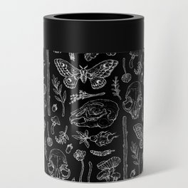 Witchcraft II [B&W] Can Cooler