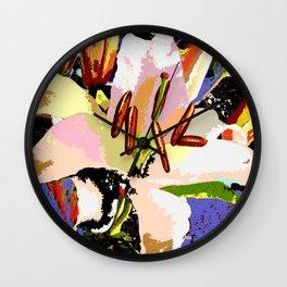 """Lillie"" Wall Clock"
