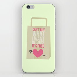 can't buy iPhone Skin