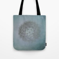 Dandelion Ghost Tote Bag