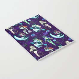 Witches and Black Cats Notebook