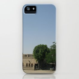 Temple of Luxor, no. 6 iPhone Case