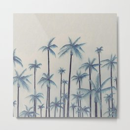 Palm Beach Metal Print