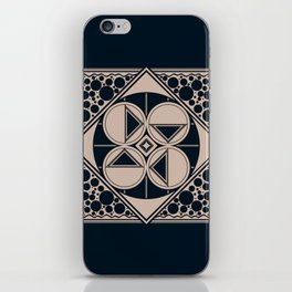 Dar Forma - Tan iPhone Skin