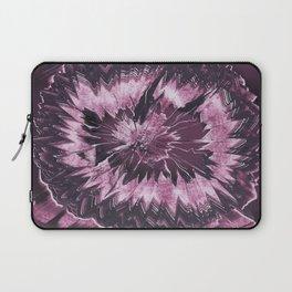 Purple Amethyst Laptop Sleeve
