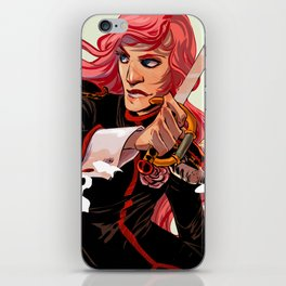 Take my revolution iPhone Skin