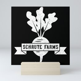 Schrute Farms Mini Art Print